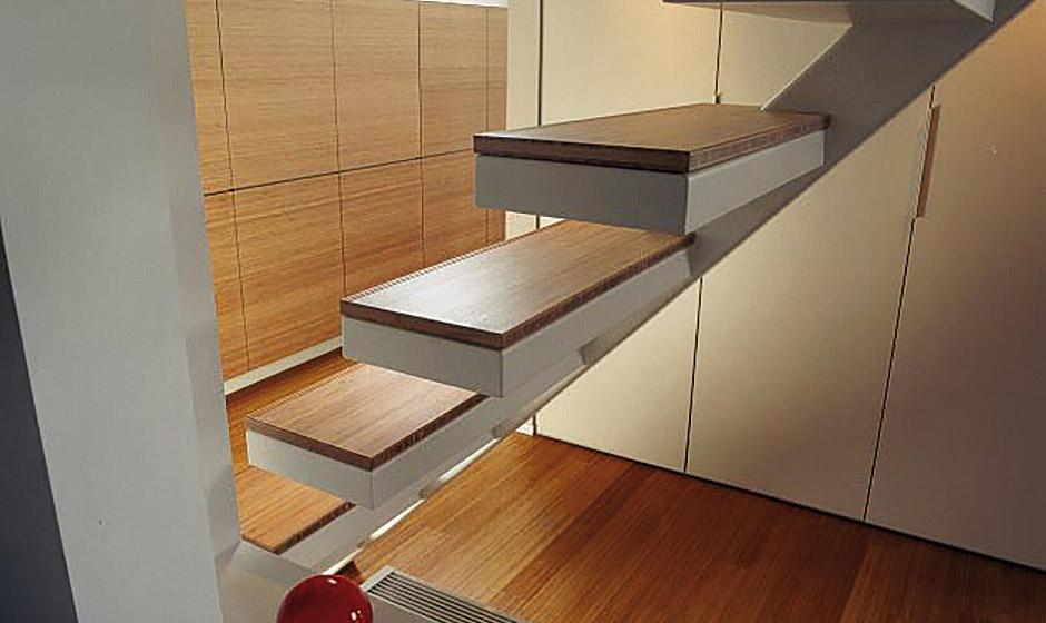 Zwevende Trap Kosten : Michels parket u zwevende trappen